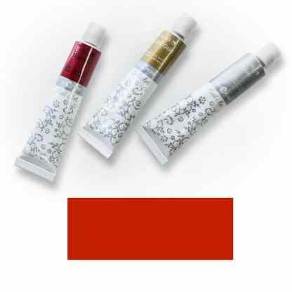 Акриловая краска Nail Art 12 мл 003 алая Van Pure