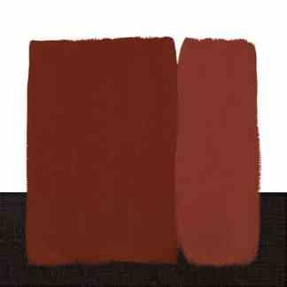 Акриловая краска Acrilico 500 мл 191 охра красная Maimeri Италия