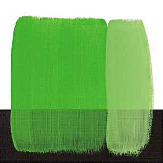 Акриловая краска Polycolor 20 мл 323 желто-зеленый Maimeri Италия