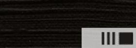 Акриловая краска 27 Черный 100 мл Renesans Польша