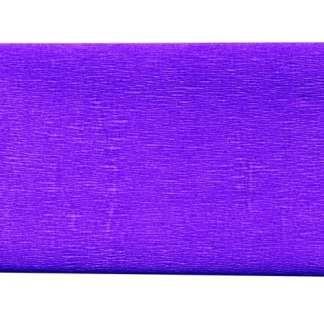 Бумага креповая фиолетовая 50х200 см 35 г/м.кв. «Трек» Украина