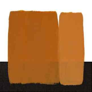 Акриловая краска Acrilico 1000 мл 131 охра желтая Maimeri Италия