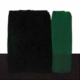 Акриловая краска Acrilico 1000 мл 358 зеленый желчный Maimeri Италия