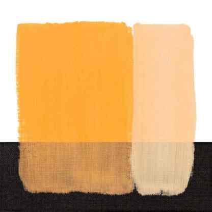 Масляная краска Classico 200 мл 076 желтый темный яркий Maimeri Италия