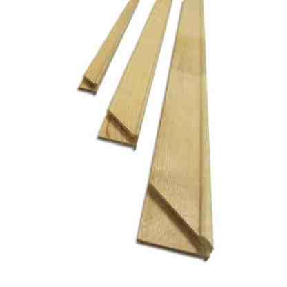 Планка для подрамника 90 см овал 40х17 Украина