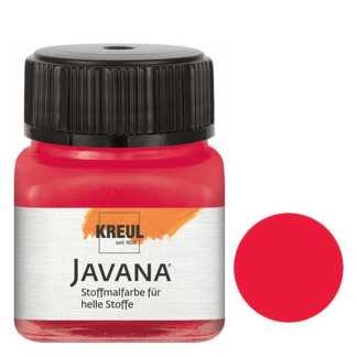 Краска по светлым тканям нерастекающаяся KR-90904 Красный светлый 20 мл Sunny Javana C.KREUL