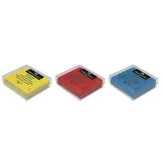 Ластик-клячка цветная в пластиковом чехле Faber-Castell 127124