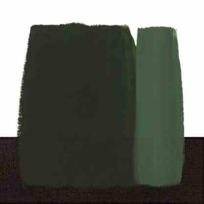 Акриловая краска Polycolor 140 мл 358 зеленый желчный Maimeri Италия