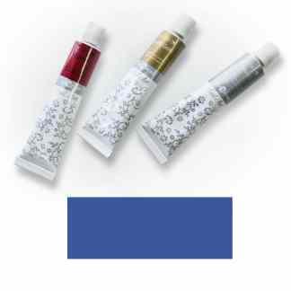 Акриловая краска Nail Art 12 мл 038 кобальт синий (имитация) Van Pure