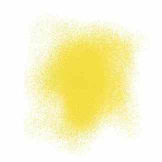 Акриловая аэрозольная краска 095 желтый флуоресцентный 200 мл флакон с распылителем Idea Spray Maimeri Италия