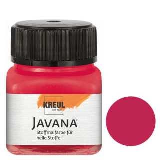 Краска по светлым тканям нерастекающаяся KR-90938 Рубиновый 20 мл Sunny Javana C.KREUL
