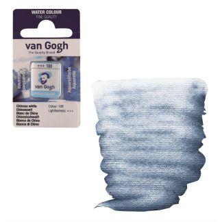 Акварельная краска Van Gogh 108 Белила китайские 2,5 мл кювета Royal Talens