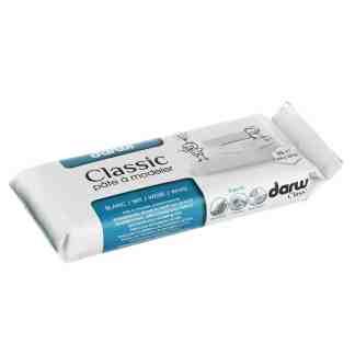 Самозатвердевающая маса Darwi Classic 500 г белая DR-DA0800500000