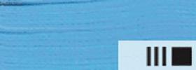 Акриловая краска 19 Синее небо 100 мл Renesans Польша