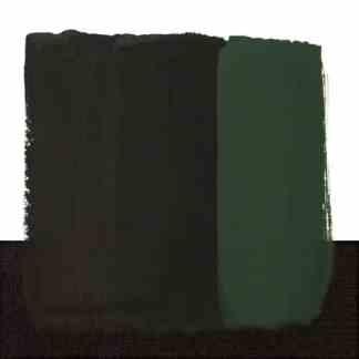 Масляная краска Mediterraneo 60 мл 357 зеленый обсидиан Пантеллерии Maimeri Италия