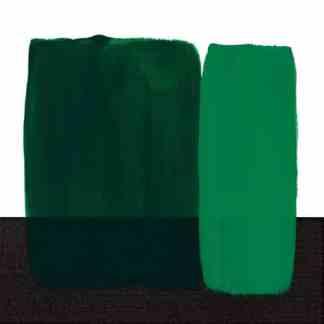 Акриловая краска Acrilico 200 мл 321 зеленый ФЦ Maimeri Италия