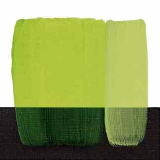 Акриловая краска Acrilico 500 мл 120 зеленовато-желтый Maimeri Италия
