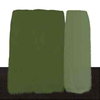 Акриловая краска Polycolor 500 мл 336 оксид хрома зеленый Maimeri Италия