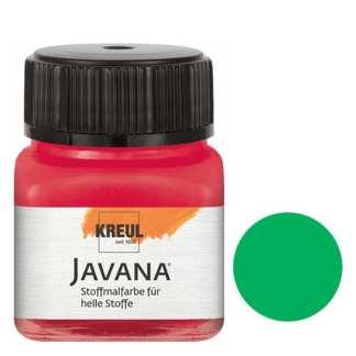 Краска по светлым тканям нерастекающаяся KR-90908 Зеленый бриллиант 20 мл Sunny Javana C.KREUL