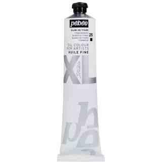 Масляная краска Studio XL 025 Белила титановые 200 мл Pebeo Франция