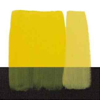 Акриловая краска Polycolor 500 мл 100 желтый лимонный Maimeri Италия