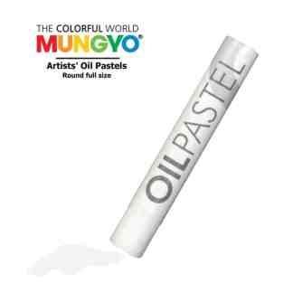 Пастель масляная 501 Белая Mungyo