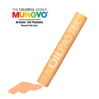 Пастель масляная 506 Оранжево-розовая Mungyo