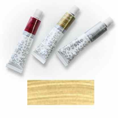 Акриловая краска Nail Art 12 мл 143 золото светлое Van Pure