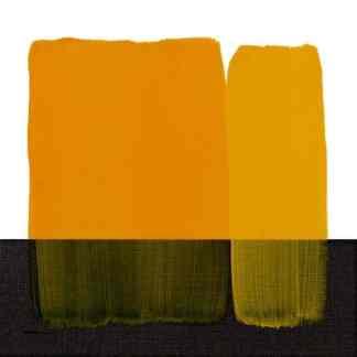 Акриловая краска Acrilico 75 мл 113 желтый средний стойкий Maimeri Италия