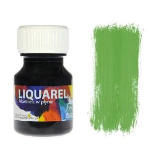Акварельная краска жидкая Liquarel 152 Зеленый светлый 30 мл Renesans Польша