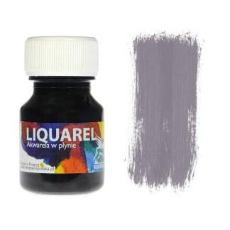 Акварельная краска жидкая Liquarel 189 Серый 30 мл Renesans Польша