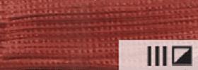 Акриловая краска 25 Коричневая земля 100 мл Renesans Польша