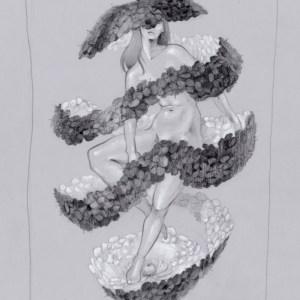 Adam Eva Apfel Schlange Paradies Gott Bibel nackt verboten Deko home interior neu individuell Unikat schwarzweiß Chippendales sexy man Geschenkidee set.