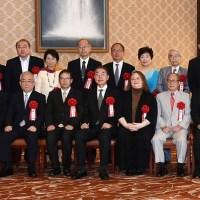平成29年度外務大臣表彰受賞