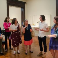 Shifting the Focus of Docent Training Toward Social Discourse