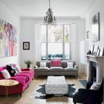 50 Best Living Room Decor Ideas With Artwork Rugs (15)