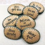 50 Easy DIY Painted Rocks Ideas Perfect For Beginners (12)