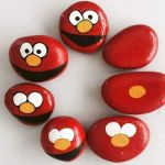 60 Fantastic Rock Painting Ideas For Kids (21)