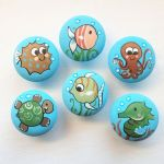 60 Fantastic Rock Painting Ideas For Kids (23)