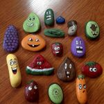 60 Fantastic Rock Painting Ideas For Kids (25)