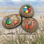 60 Fantastic Rock Painting Ideas For Kids (3)