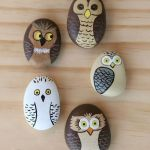 60 Fantastic Rock Painting Ideas For Kids (32)