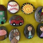 60 Fantastic Rock Painting Ideas For Kids (5)
