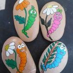 60 Fantastic Rock Painting Ideas For Kids (55)