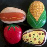 60 Fantastic Rock Painting Ideas For Kids (8)