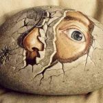 60 Incredible Painting Rocks Design Ideas Perfect For Beginners (2)