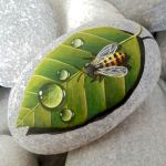 60 Incredible Painting Rocks Design Ideas Perfect For Beginners (4)