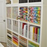 42 Amazing Craft Room Cabinets Decor Ideas and Design (34)