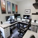 45 Awesome Computer Gaming Room Decor Ideas and Design (42)