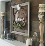 48 Best Rustic Wall Decor Ideas (19)